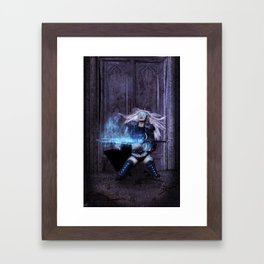 Your Time Will Come Again Framed Art Print