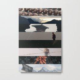 Travel Views - Nepal Metal Print