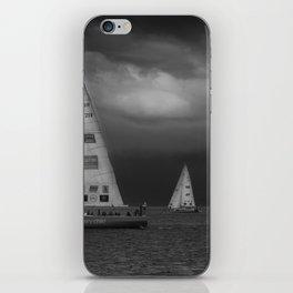 Clipper Race iPhone Skin