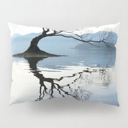 The Wanaka Tree, South Island, New Zealand Pillow Sham