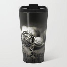 A Snail's World Travel Mug