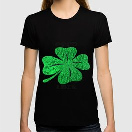 Four Leaf Clover T-shirt