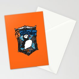 Puffindor Stationery Cards