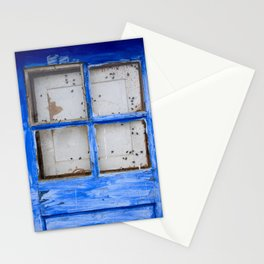 The mysterious door Stationery Cards
