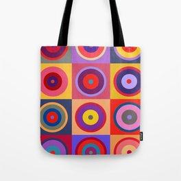 Kandinsky #25 Tote Bag