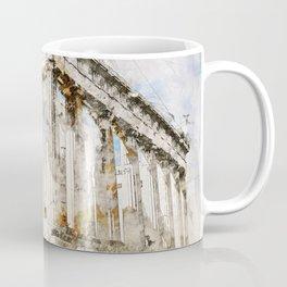 Acropolis, Athens Greece Coffee Mug