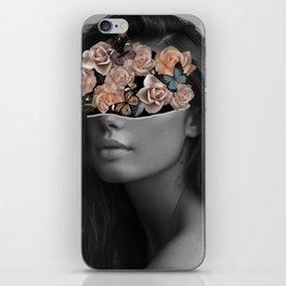Mystical nature's portrait II iPhone Skin