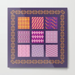 Violet Dream Metal Print