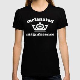 Melanated Magnificence T-shirt