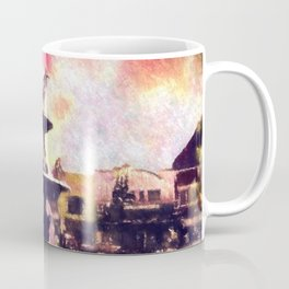Fountain Square Park Coffee Mug