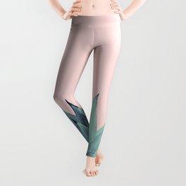Agave Vibes #12 #tropical #decor #art #society6 Leggings