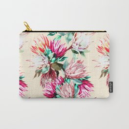 King proteas bloom II Carry-All Pouch