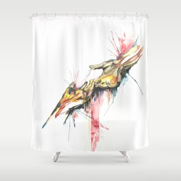 the greatest gift Shower Curtain
