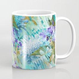 floral patter Coffee Mug