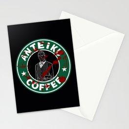 Anteiku Coffee Stationery Cards