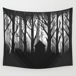 Wild Woods Wall Tapestry