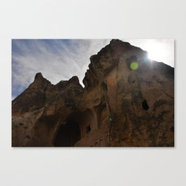 Rock: Transformed Canvas Print