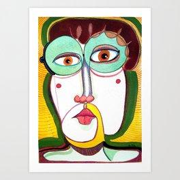 Clemente Art Print