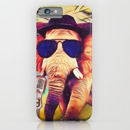 Trunk it Up iPhone Case
