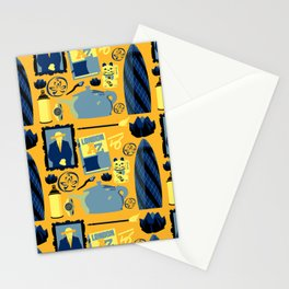 The Blind Banker Stationery Cards