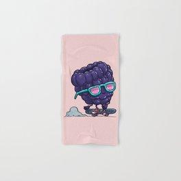 The Blackberry Skater Hand & Bath Towel