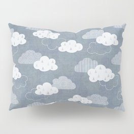 RAIN CLOUDS Pillow Sham