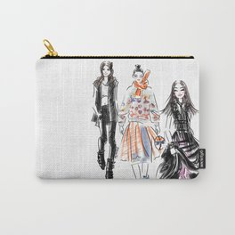 Fashion Week Carry-All Pouch