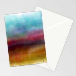C for Colorful Stationery Cards