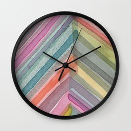 Pivot in Prism Wall Clock