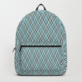 Checkered pattern1 Backpack