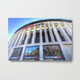 Besiktas JK Stadium Istanbul Metal Print