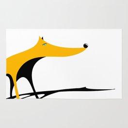 Bassdog Rug