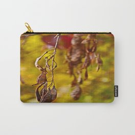 autumn leafs Carry-All Pouch