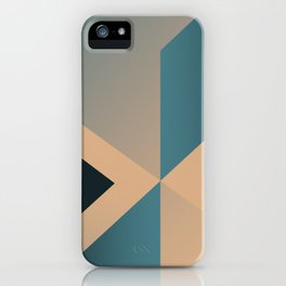 A Certain Shade of Blue iPhone Case