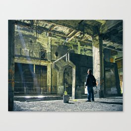 Amidst Canvas Print
