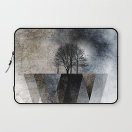 TREES over MAGIC MOUNTAINS II Laptop Sleeve