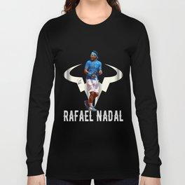 Rafa Nadal Spain. Long Sleeve T-shirt