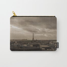 Rooftop view of Paris Carry-All Pouch