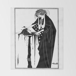 The Dancer's Reward Throw Blanket