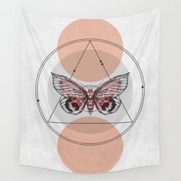 Butterfly Effect Wall Tapestry