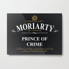 Prince of Crime Metal Print