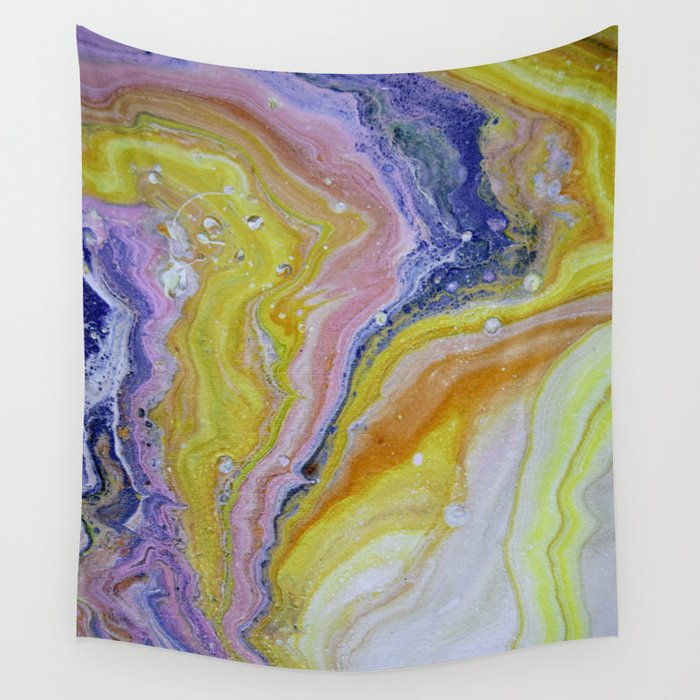 PAINTED DESERT Wall Tapestry