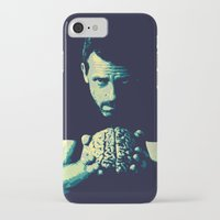 house md iPhone & iPod Cases featuring HOUSE MD by Bianca Lopomo
