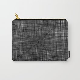 Ink Weaves: Slate Carry-All Pouch