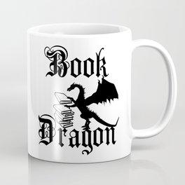 Book Dragon Coffee Mug