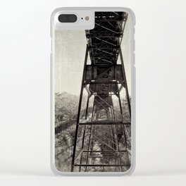 trestle Clear iPhone Case