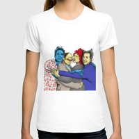 seinfeld T-shirts featuring The Uncanny Seinfeld by capperflapper