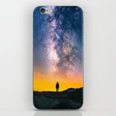 Heavens Above iPhone & iPod Skin