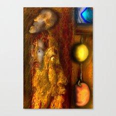 Hard Filling Life Canvas Print