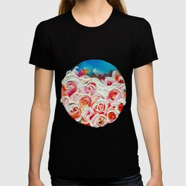 Roses on Fire T-shirt